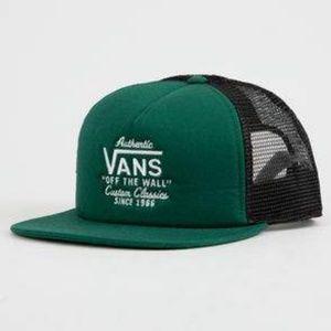 New VANS GALER TRUCKER  Hat
